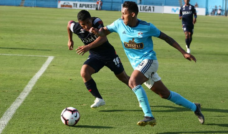 sporting cristal christofer gonzales